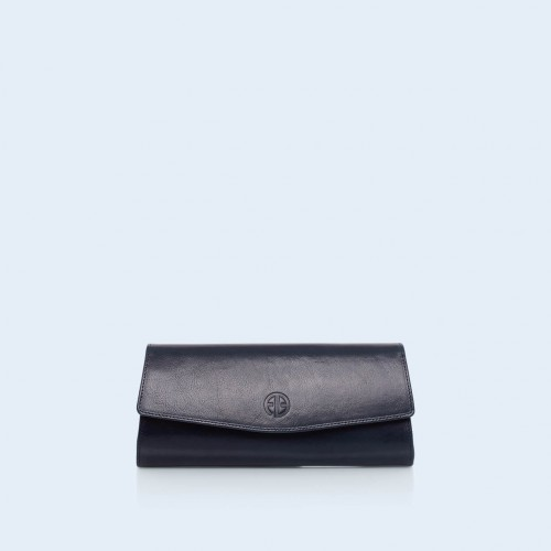Clutch bag - ADAM BARON Home 07 navy blue