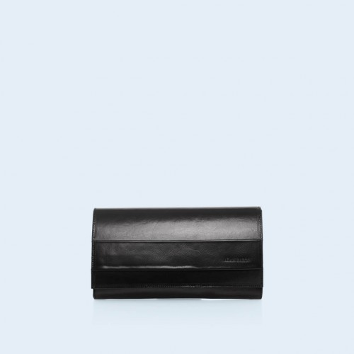 Clutch bag - Verity Night black
